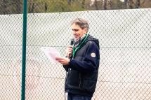 Vereinsvorsitzender Frank Hellmund