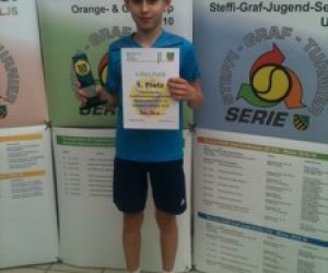 Robin Benz – Landesmeister U12