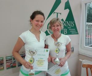 2 Bezirksmeistertitel für die Hirsche Damen