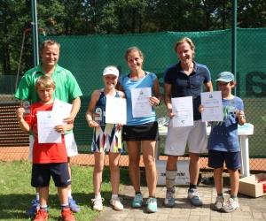 36. Eltern-Kinder-Turnier ein voller Erfolg