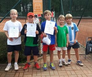 Hirsche Junioren räumen bei den offenen Hirsche Open ab